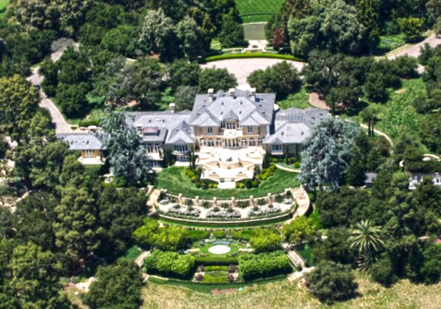 Опра Уинфри.  $50 млн (2001 год). Актуальная цена: $88 млн. Promised Land, Монтесито (Калифорния).