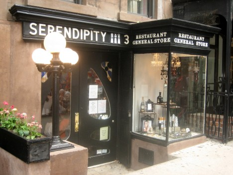 Ресторан Seredipity 3 в Нью-Йорке