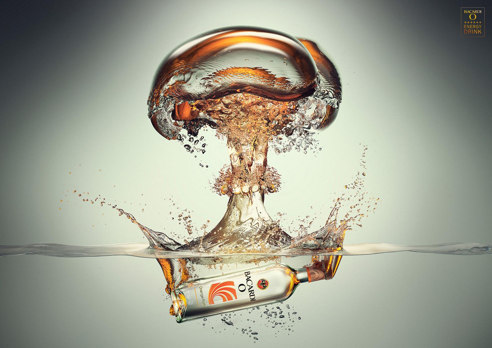 Ром Bacardi. Объем продаж 2012 — 165 млн л. Компания продает свыше 200 миллионов бутылок рома Бакарди ежегодно, приблизительно, в 150 странах