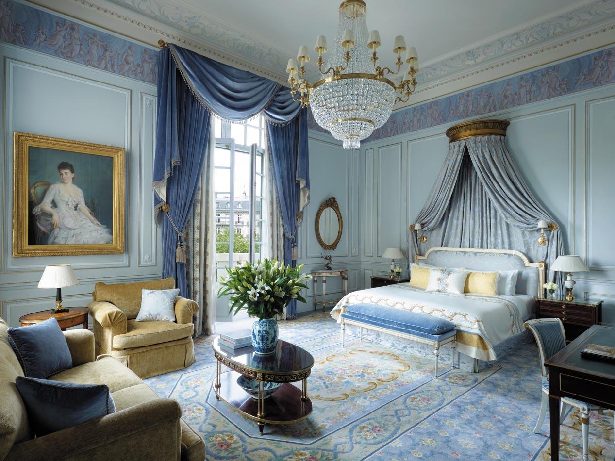 Отель Shangri La, Париж, Франция