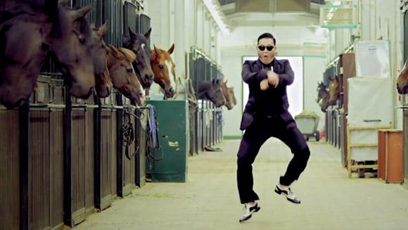 Изрядно поднадоевший Gangnam Style в рекламе мобильного оператора раздражает зрителей