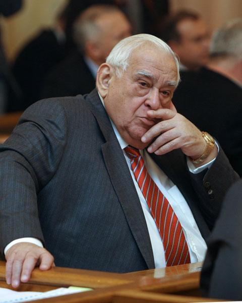 Один из первых беглецов среди украинских бизнесменов Ефим Звягильский