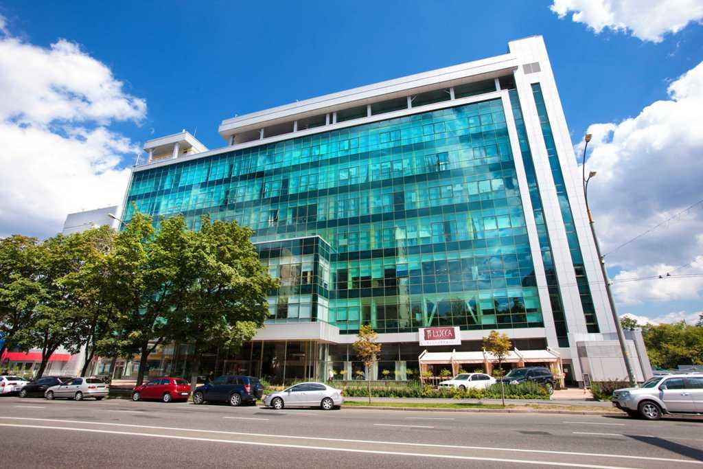 Бизнес-центр Eleven на Соломенке