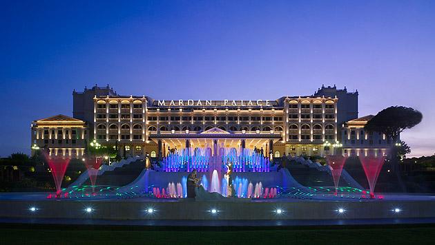 Отель Mardan Palace в Турции