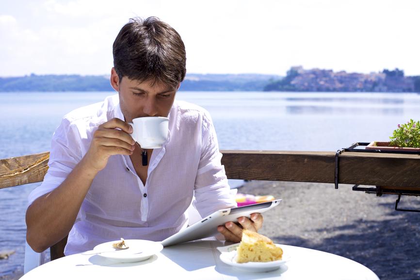 Читайте новости перед завтраком