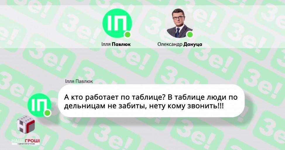 Функции Ильи Павлюка, экс-помощника экс-нардепа времен Виктора Януковича