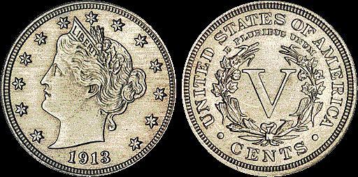 В США монетку с головой статуи Свободы продали за $3,1 миллиона