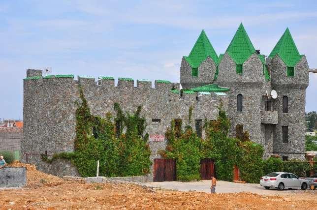 Замок в Севастополе