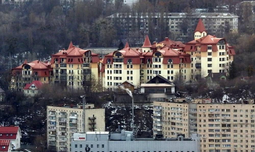 Квартира Александра Авакова в Киеве