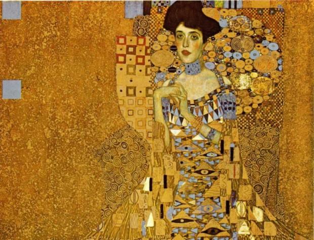 «Адель Блох-Бауэр І», Густав Климт