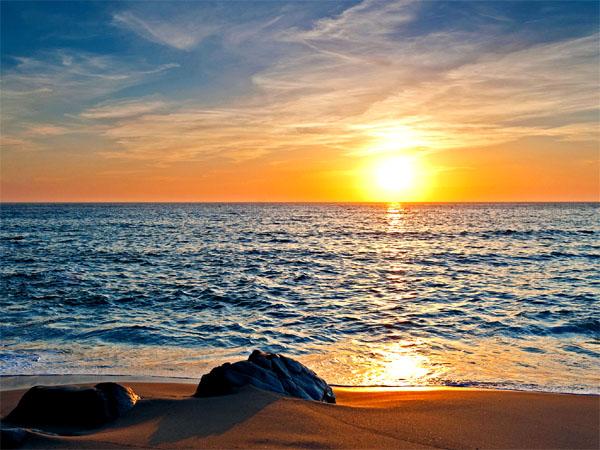 Налог на восход солнца в Испании