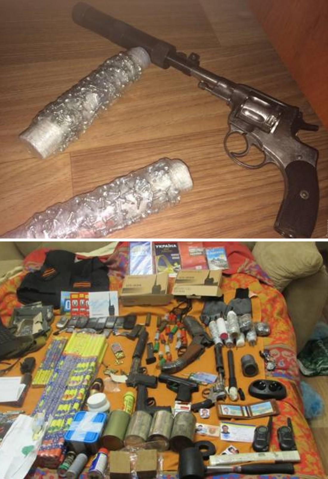 При задержании Кондратенко открыл огонь по бойцам СБУ