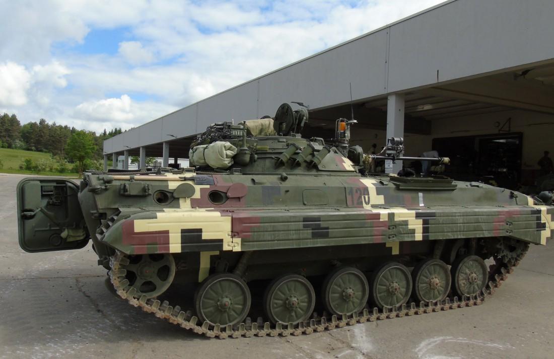 Украинские военные будут задействованы вмногонациональных учениях вГермании
