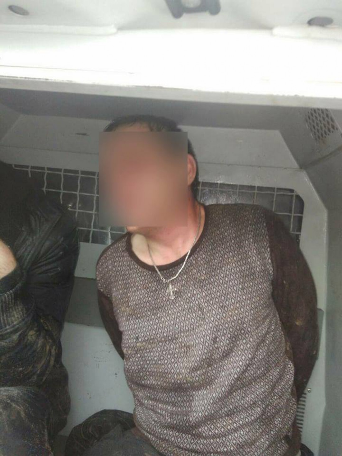 Задержанные - граждане Грузии