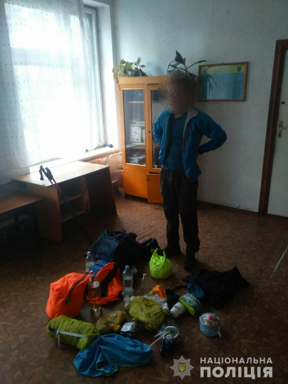 Россиянин гулял в  Чернобыль в одиночку