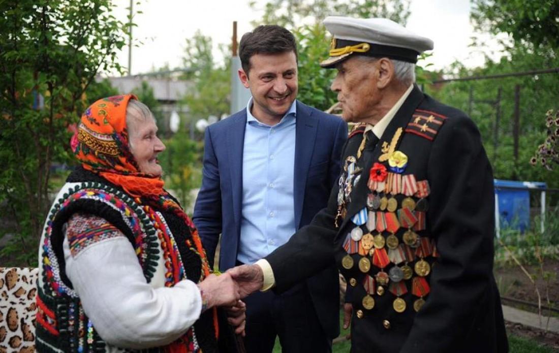 Зеленский призвал украинцев к единству в День памяти и примерения