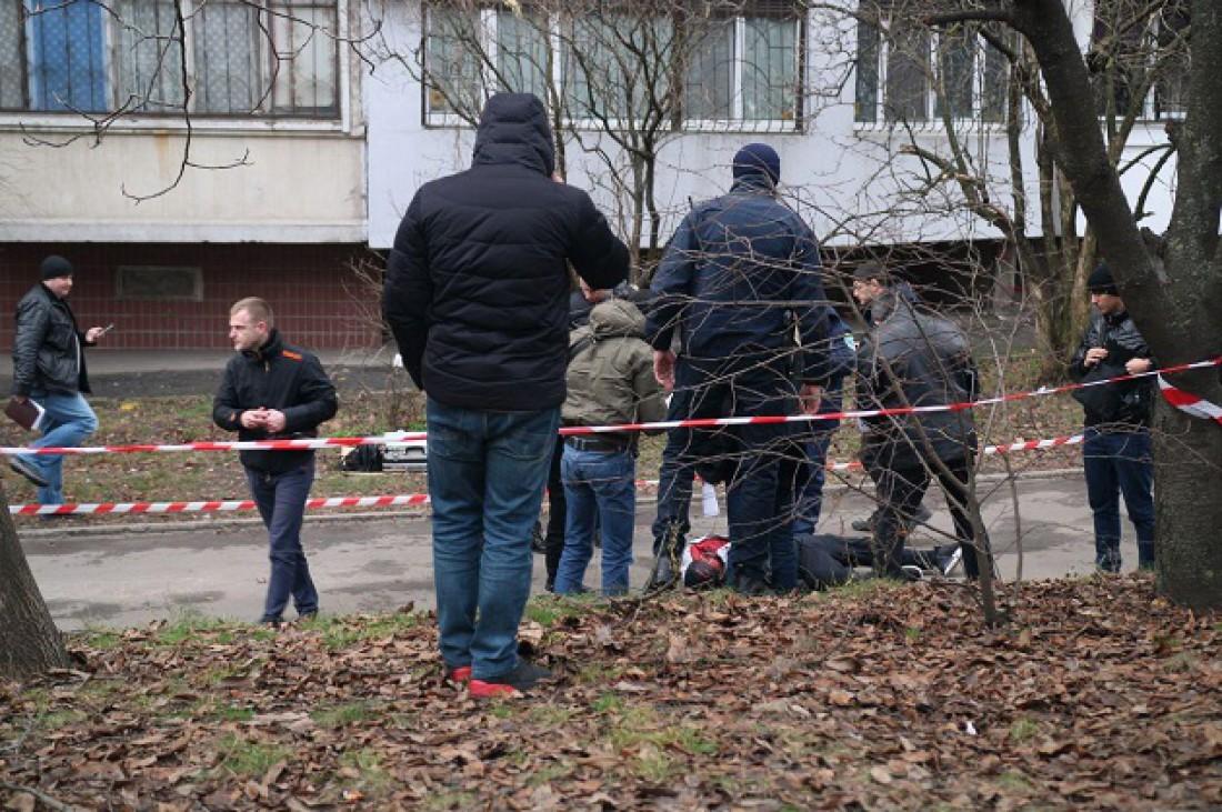 Полицию вызвали местные жители, которые услышали выстрелы