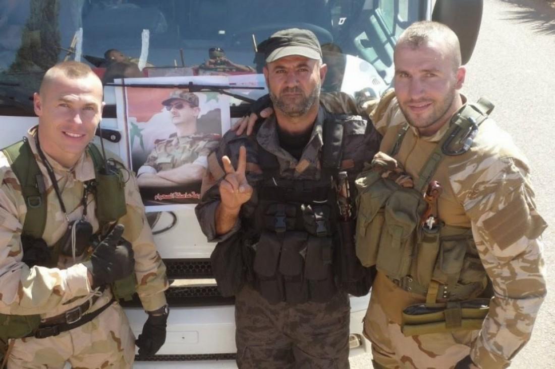В Сирии воюют сотни наемников из России