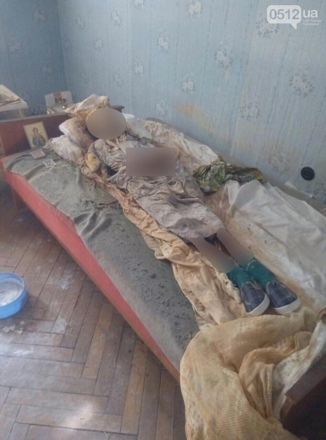 Возраст мумии составляет предположительно 30 лет