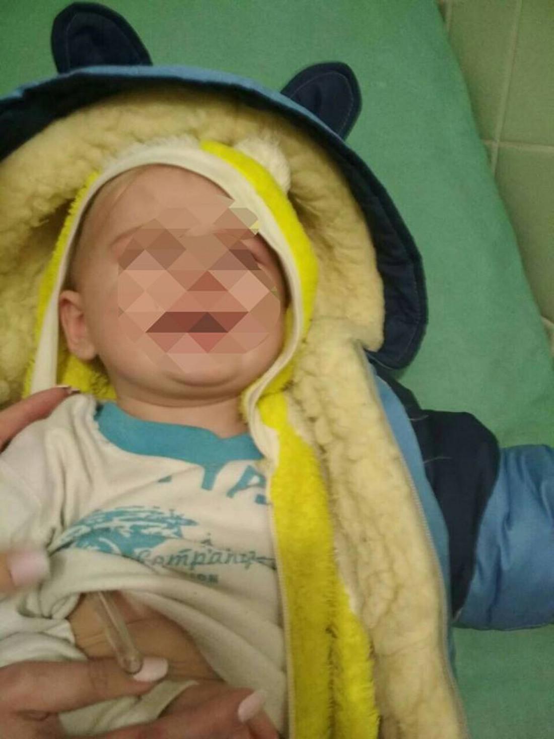 Ребенка похитили в Умани