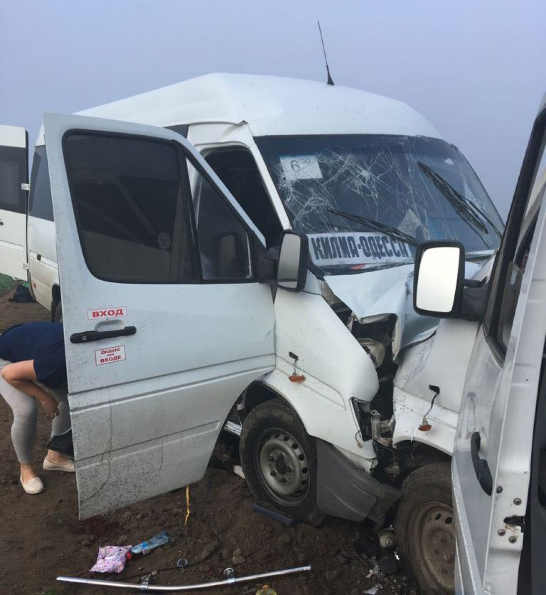 Водитель Peugeot погиб на месте