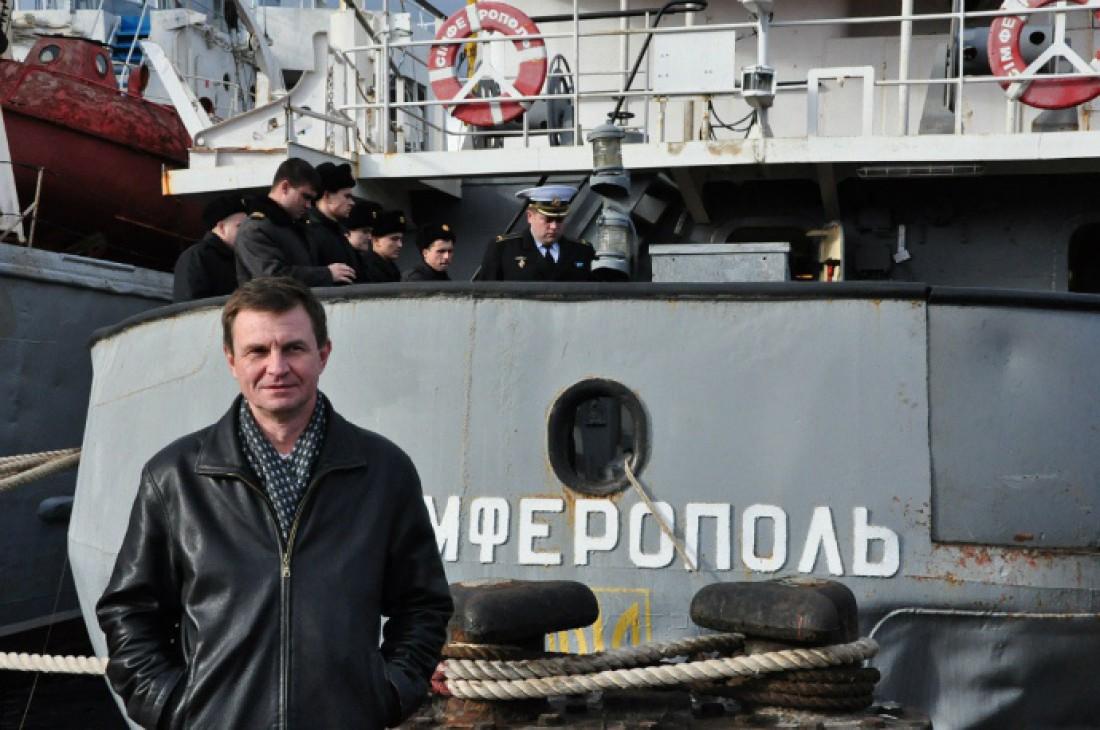 3-м «крымским диверсантом» оказался прежний капитан корабля
