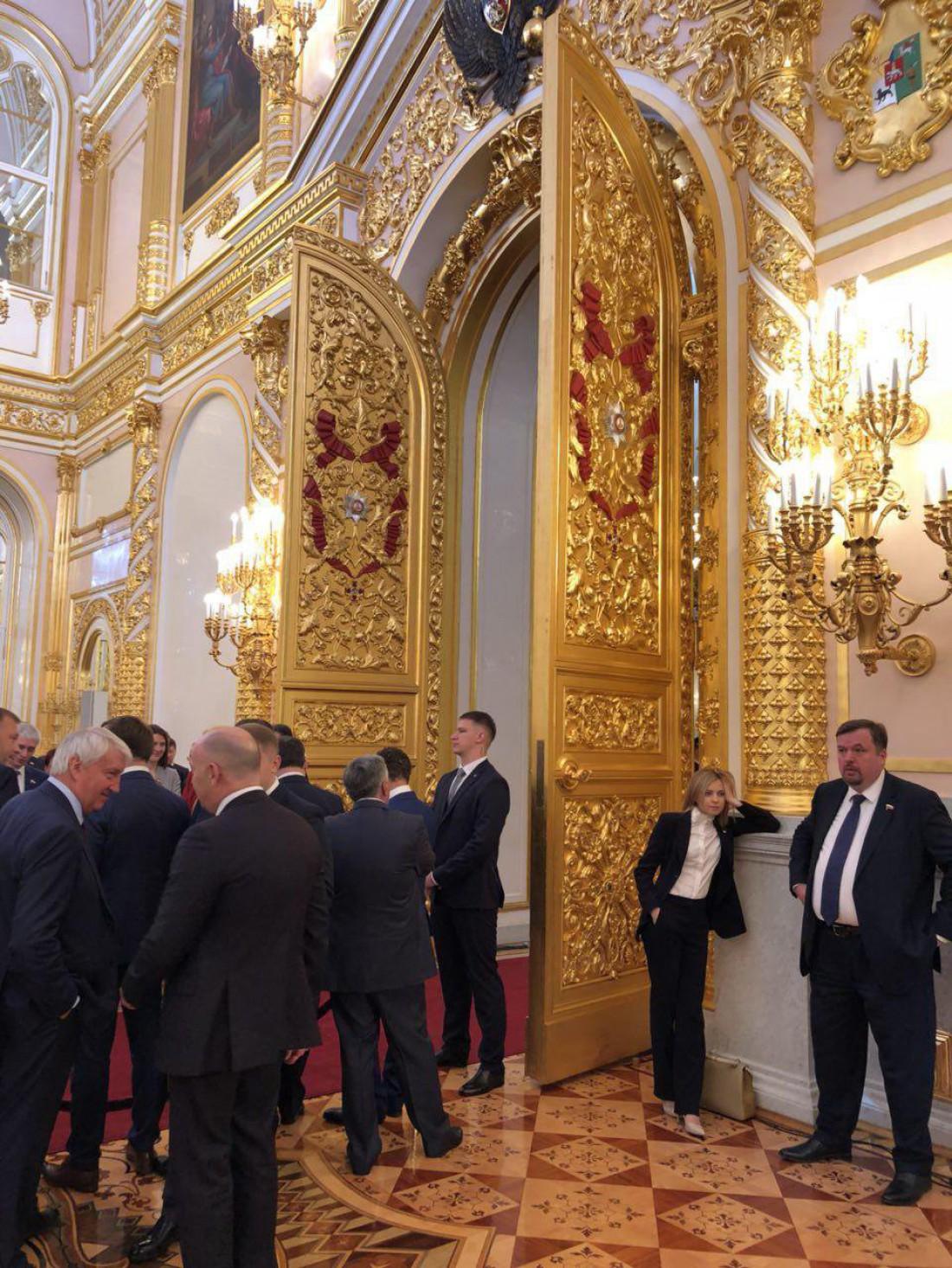 Навальный назвал фото лучшим с инаугурации