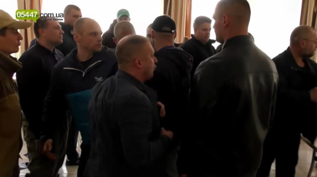 Партия Украинский выбор финансируется Виктором Медведчуком