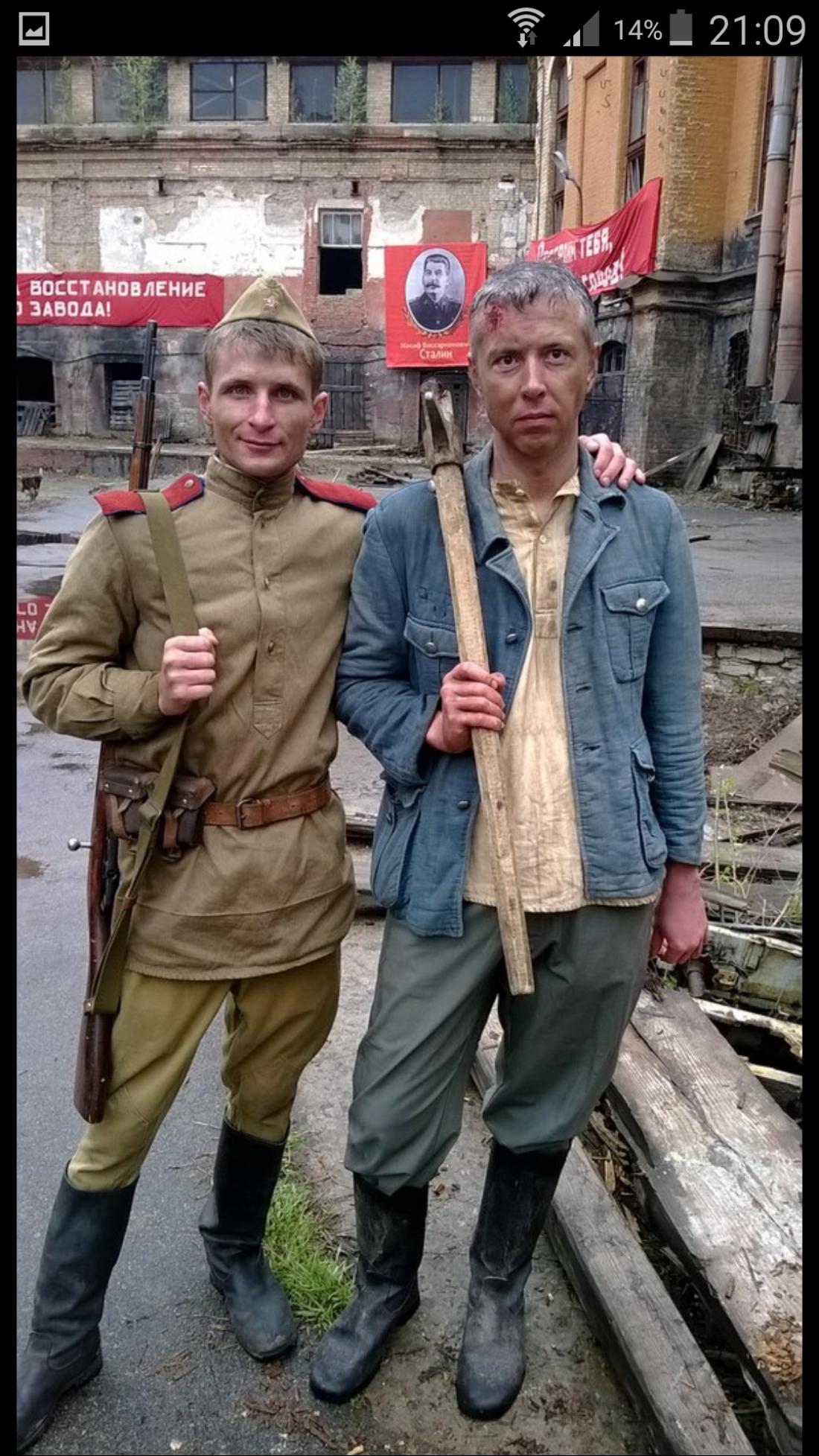 Куртев любил участвовать в исторических реконструкциях