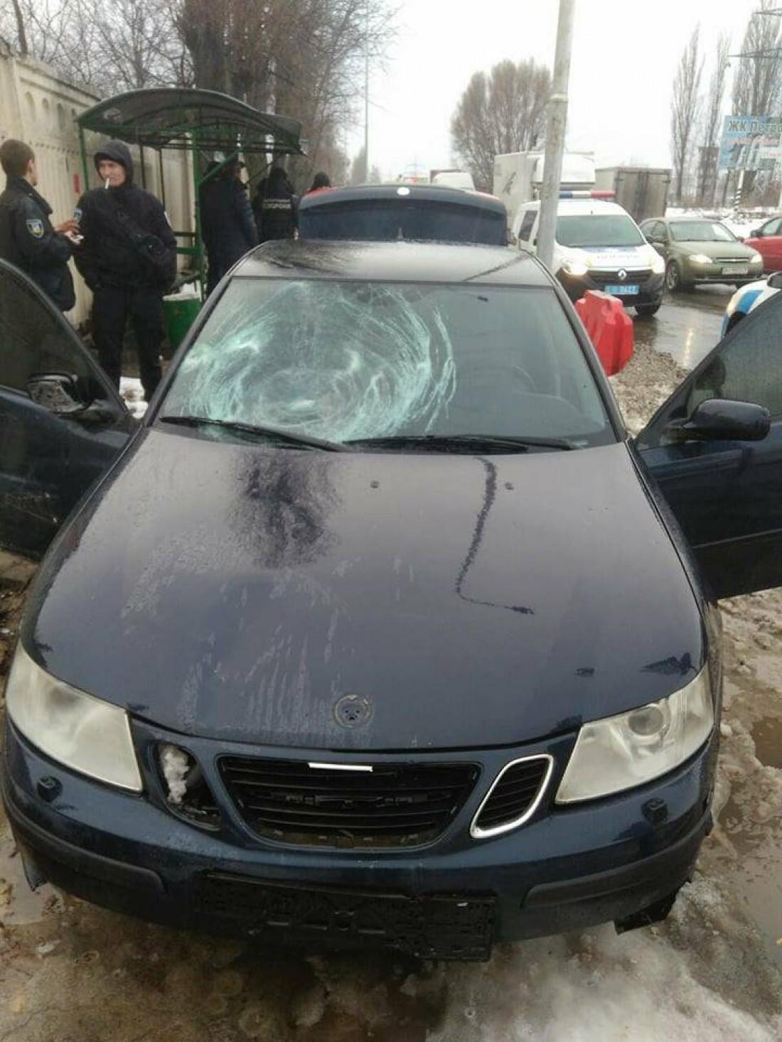 Преступники использовали авто на еврономерах