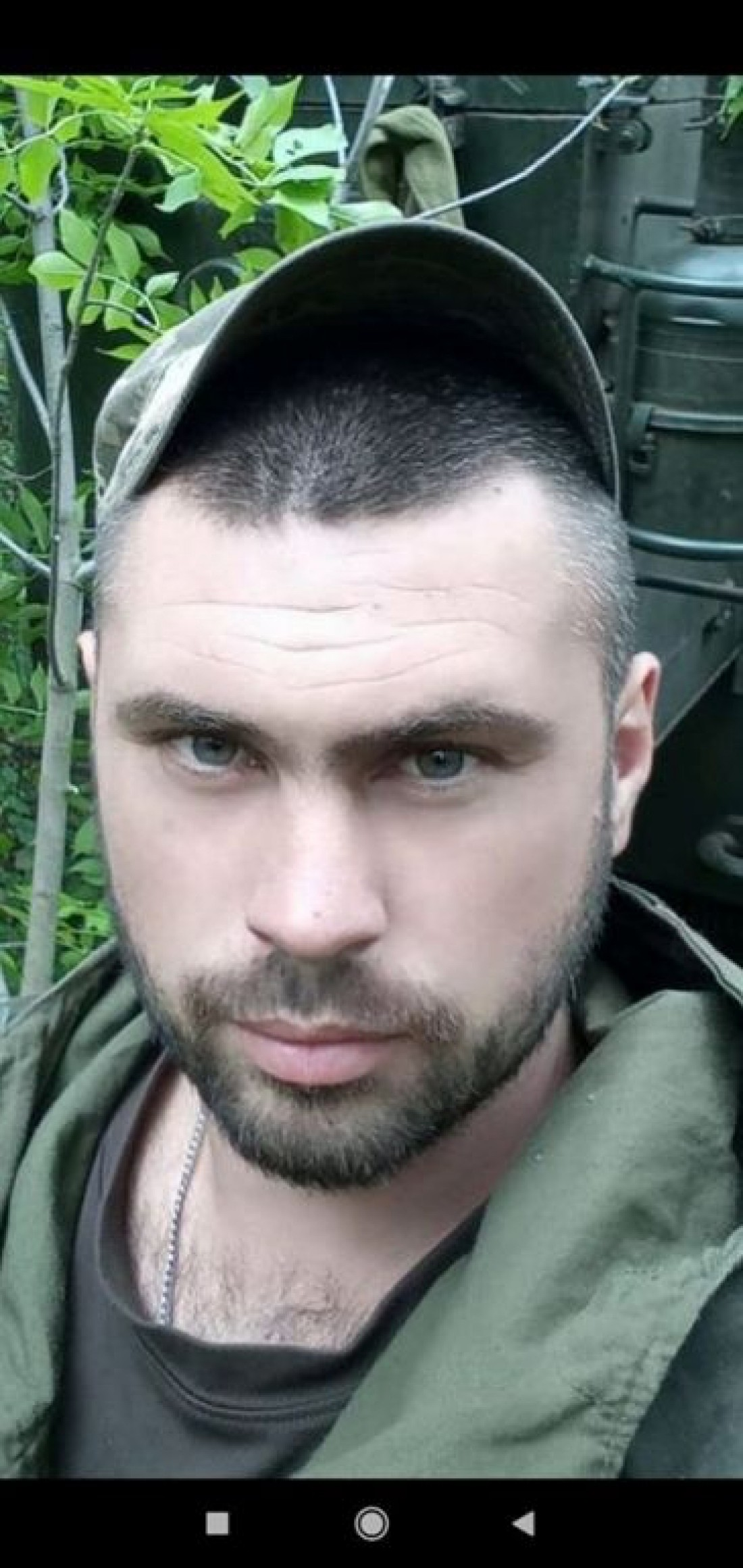 Рост пропавшего бойца ВСУ около 183 см
