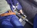 Палец застрял в сидении маршрутки: Во Львове спасатели ГСЧС помогли мальчику