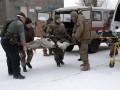В районе Дебальцево много раненых, их нечем вывозить: волонтер обратился к президенту