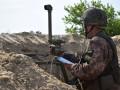 Сутки на Донбассе: 9 обстрелов и 1 раненный