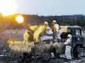 Огненный шквал: волонтер рассказал о бое на Светлодарской дуге