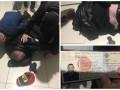 В Одессе задержали пьяного экс-милиционера с пистолетом, который не признает Украину