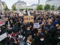 В Брюсселе акция протеста переросла в погромы