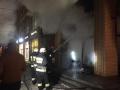В центре Днепра поджогом уничтожили элитный магазин