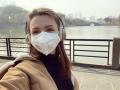 Настя Зинченко поехала в Пекин делать документы на собаку