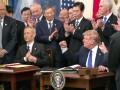 США и Китай заявили о прогрессе торговой сделки
