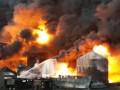 Аваков: На нефтебазе под Киевом выгорело четыре емкости с топливом