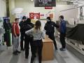 В Киеве молодые люди избили телепродюсера и напали с ножом на охранника супермаркета