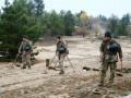 В Петровском начали разминирование территории