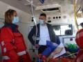 Больницы уже начали сортировать больных с COVID – главврач