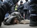 В Москве и Петербурге задержали более 80 человек
