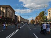 В Киеве 16 и 17 августа частично перекроют Крещатик: схема