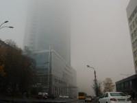 У Кличко назвали причину тумана и дали несколько советов