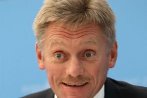 Дмитрий Песков, Пресс-секретарь президента