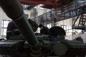 Обновленные танки для ВСУ