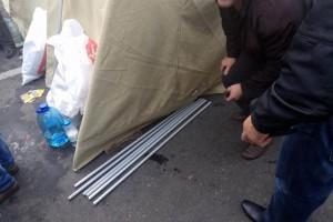 Активисты грозятся штурмовать Раду